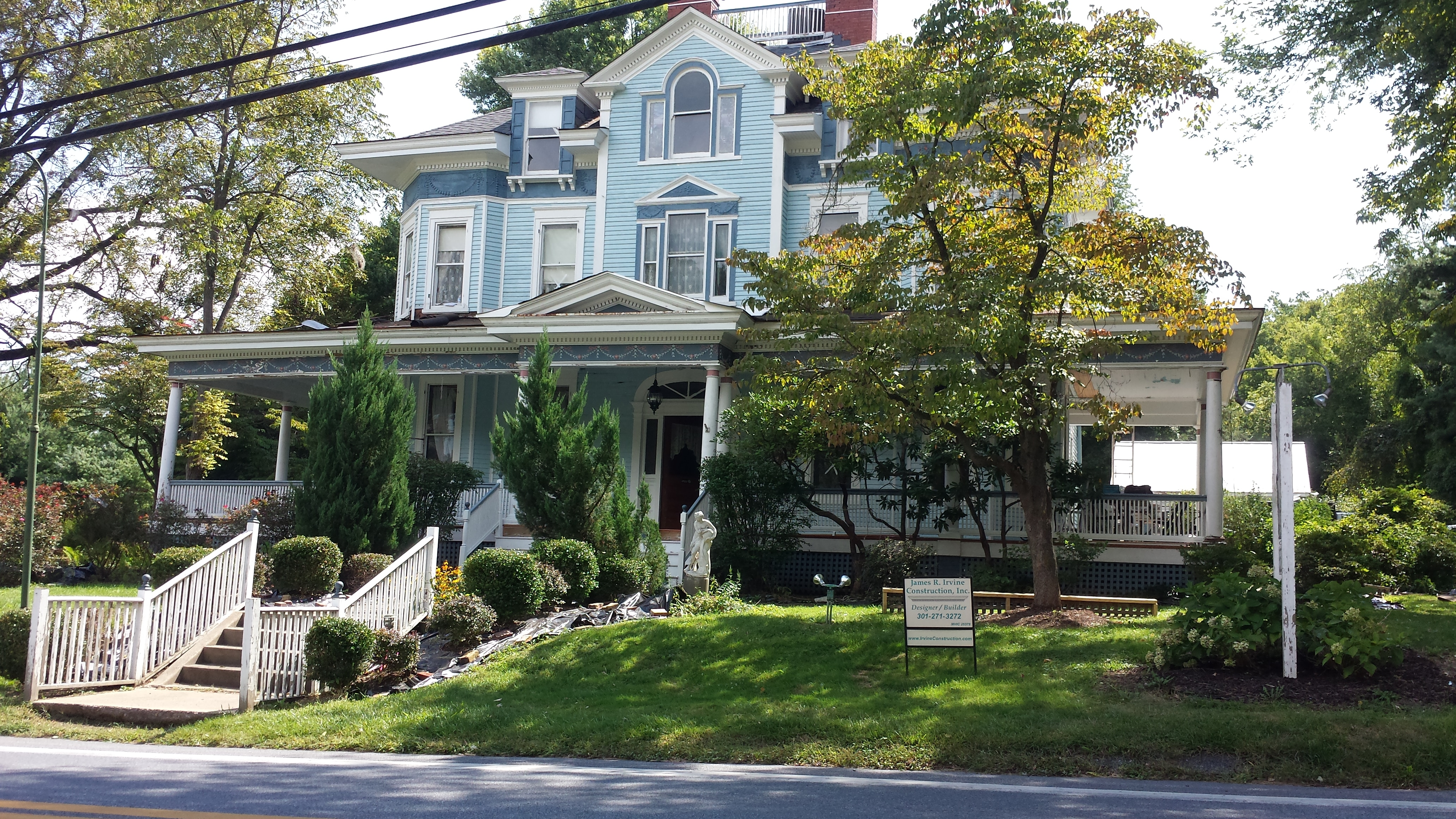 Historic Home Restoration Amp Renovation In Maryland