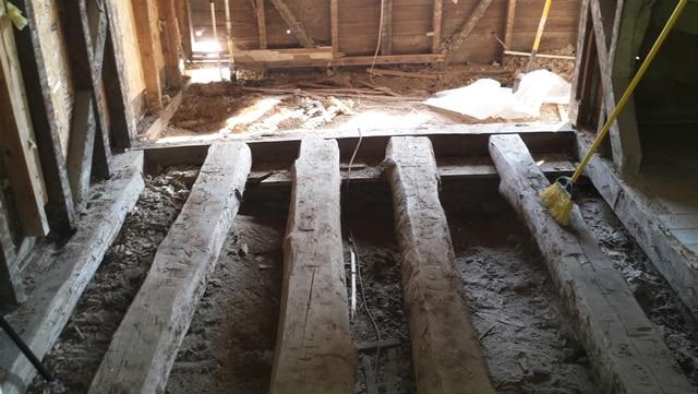 Farmhouse Renovation In Baltimore County