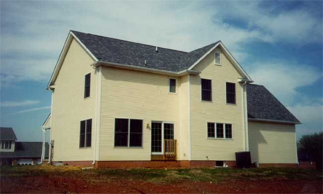 New Home Construction In Maryland Pennsylvania Irvine