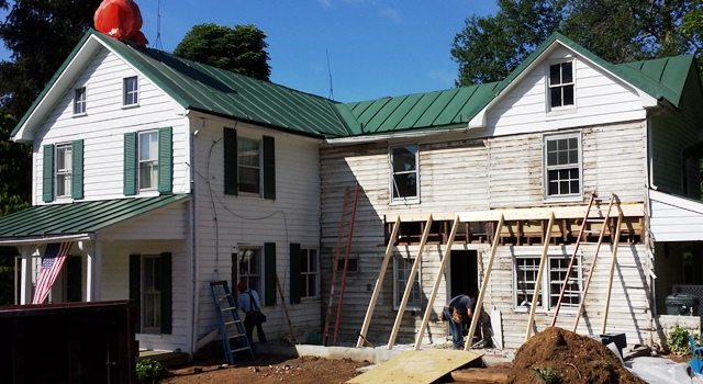 Historic Home Restorations In Ellicott City Maryland