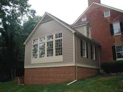 Home Addition Maryland General Contractor