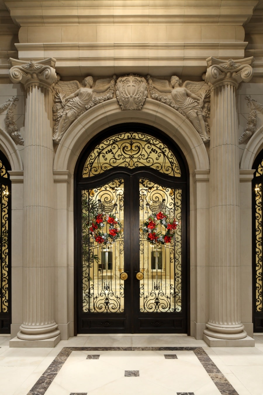 6 historic home restoration door designs irvine for Home entrance doors