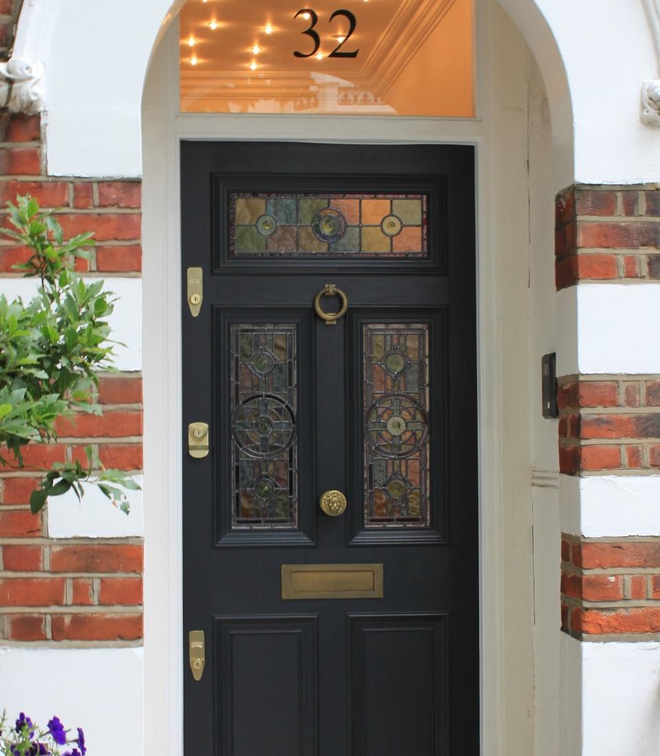 Edwardian Style Door (1901 1914)