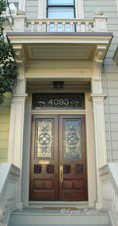Front door victorian style interesting front doors for Victorian door styles