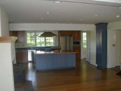 New Kitchen in Historic Home in Woodsboro, Maryland