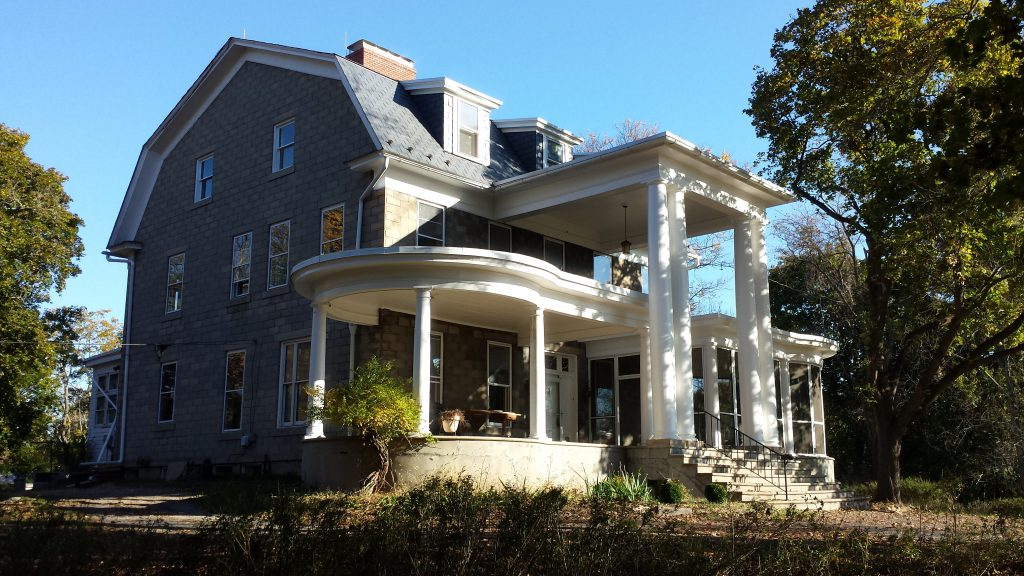 Total Historic Renovation in Hancock, Maryland