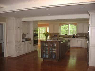 Kitchen Addition in Montgomery County, Maryland
