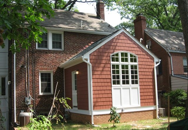 After Home Addition in Silver Spring, Maryland