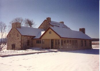 After Total Reconstruction of Stone Home in PA